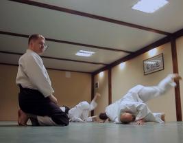 Тренировки Айкидо на Писарева 20, Новосибирск