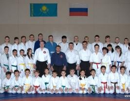 Семинар по Айкидо Казахстан 02.2011