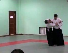 Айкидо, тренировка в г. Алматы