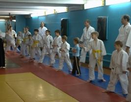 Детский семинар Айкидо