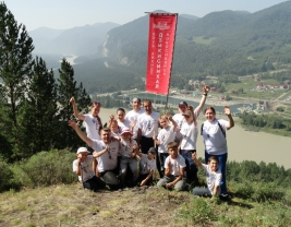Айкидо Лагерь - Алтай 2012