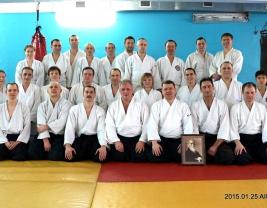 Инструкторский семинар Айкидо в Новосибирске